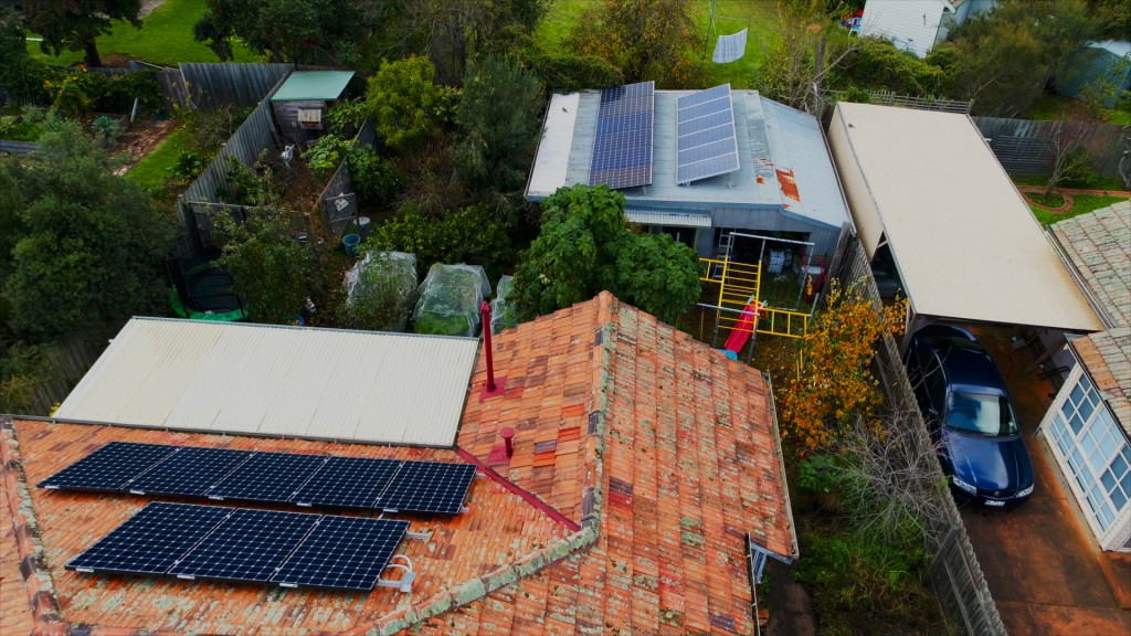 Generating electricity to reduce your carbon footprint