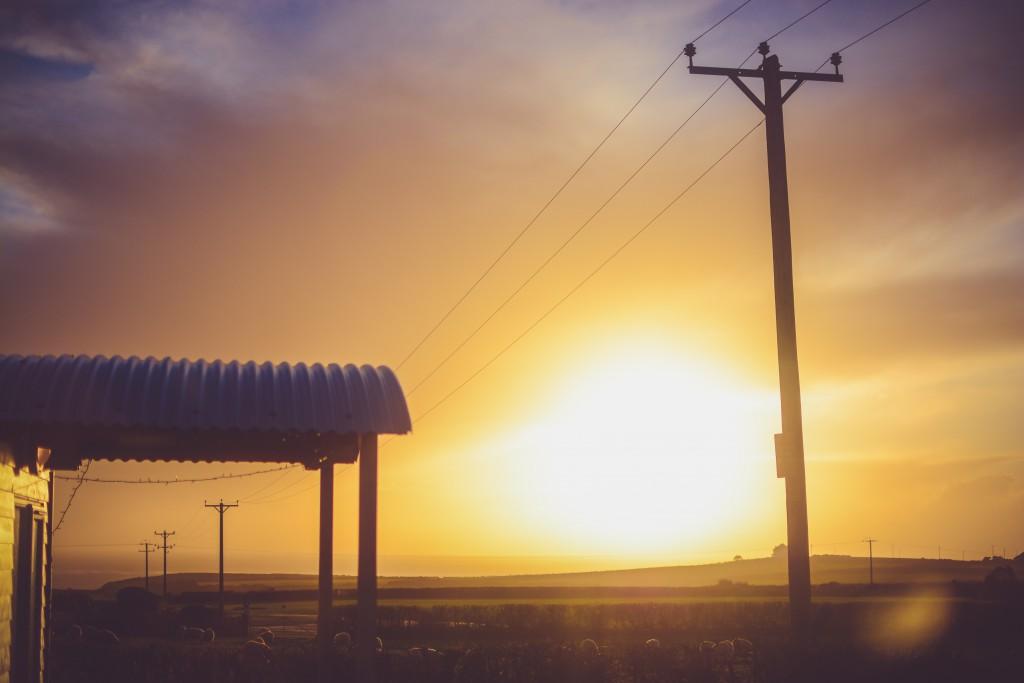 How does solar power work?