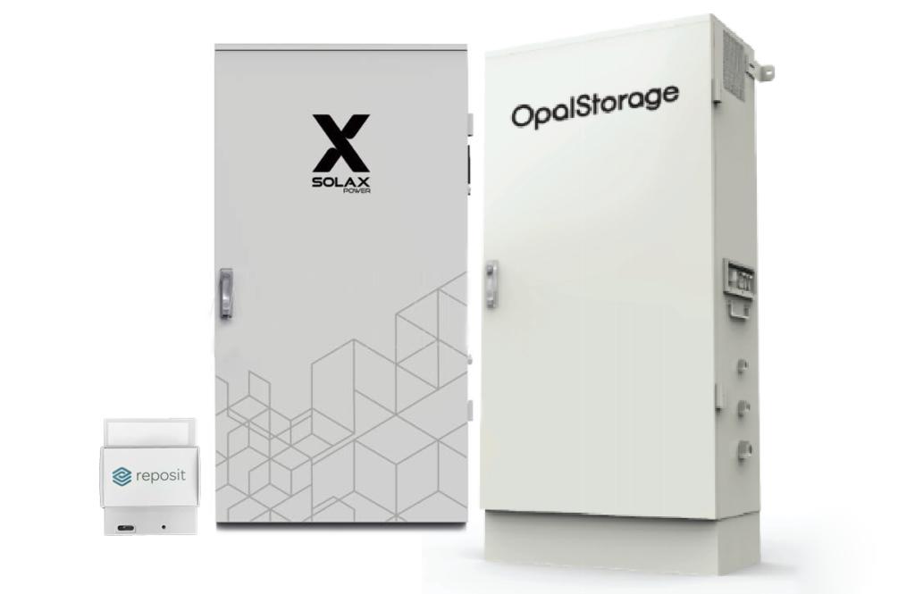 Reposit compatibility: Opal Storage & SolaX Power Station