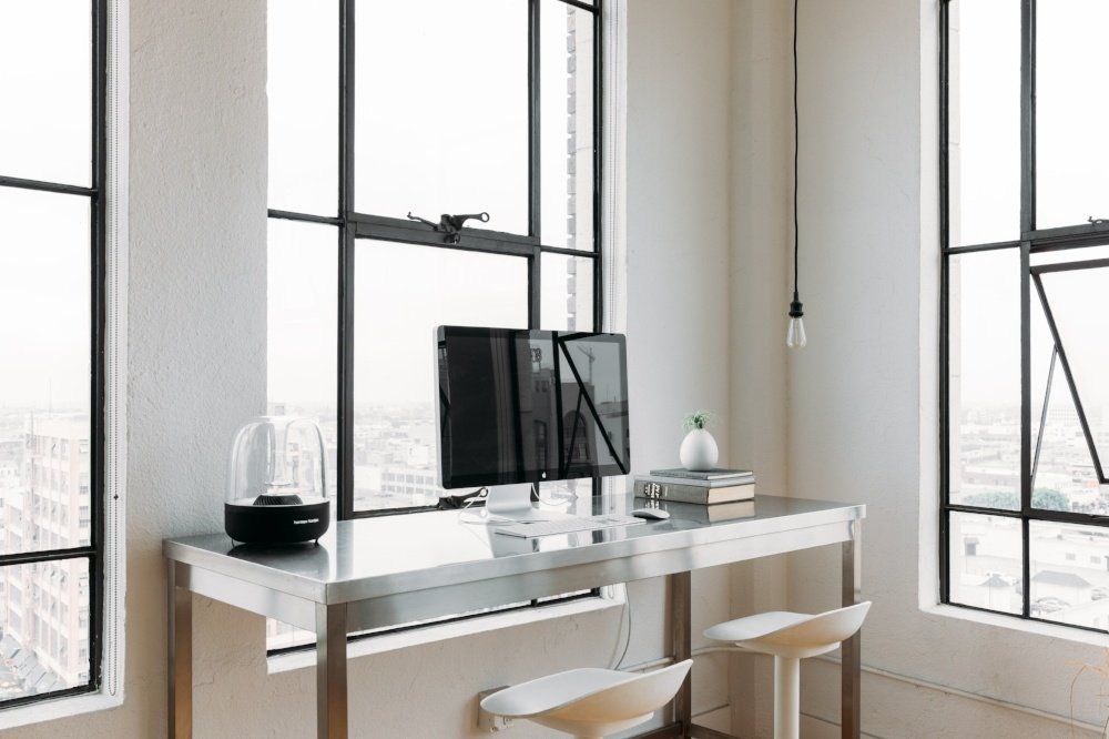 Energy saving tips to set up your home office