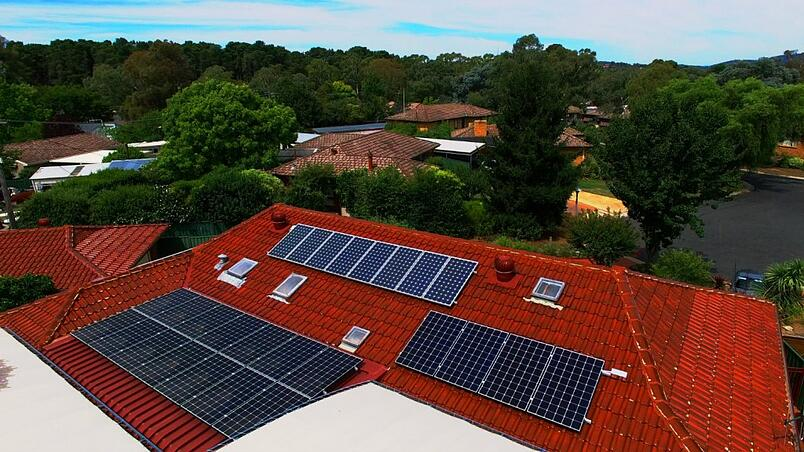 Step by step guide to getting solar panels on your roof